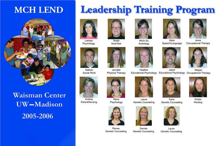 2006 LEND Graduates