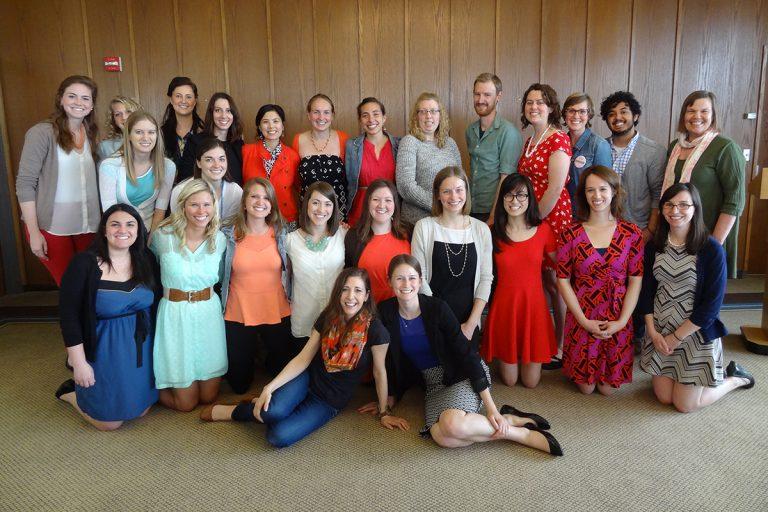 2014 LEND Graduates photo