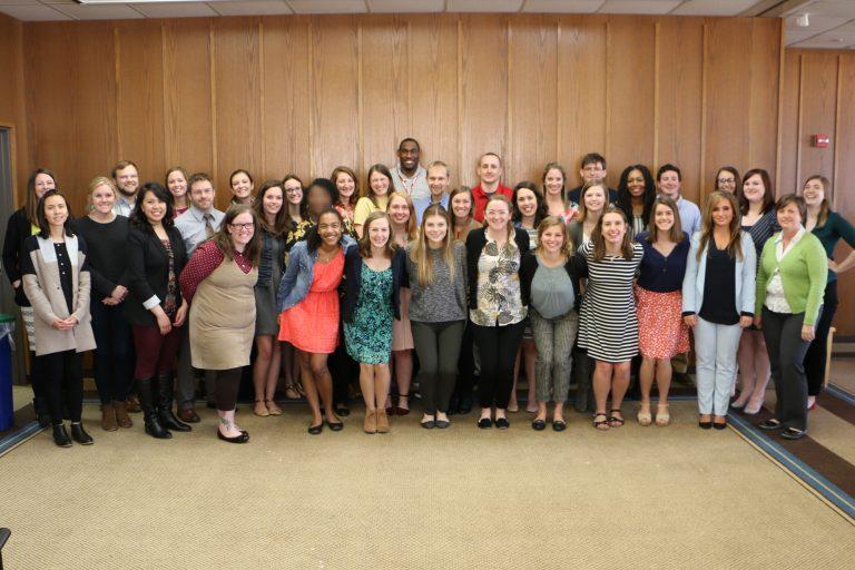 2017 LEND Graduates photo